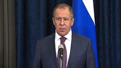 Russia: Lavrov and Qatari FM call for Syrian deal that preserves 'territorial integrity'