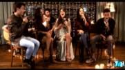 Tini, Ruggero Pasquarelli, Emi Mernes, Maia Reficco, Michael Ronda - Consejo de amor
