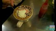 Кафе поднесено от Бариста Владимир Стоев :) 3