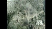 Афганистан- обстрел на конвой
