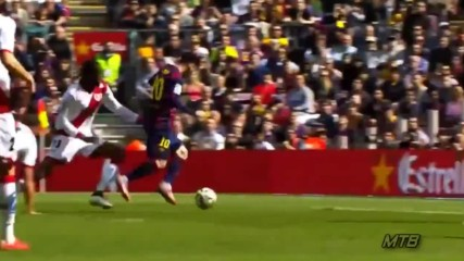 Lionel Messi There Will be Haters Insane Skills Goals Show _ 2014_15