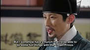 [eng sub] The King's Face E21