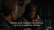 живите мъртви сезон 5 епизод 13 бг суб