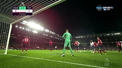 Манчестър Юнайтед - Тотнъм 0:3 /репортаж/