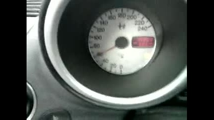 Alfa Romeo 156 1.9jtd 115hp 0-140km/h
