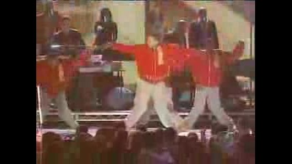 Chris Brown Performance At The 2007 Grammy