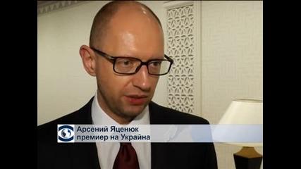 Яценюк не вярва Путин да се откаже от Крим