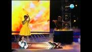 Жана Бергендорф - Live концерт - 04.10.2013 г.