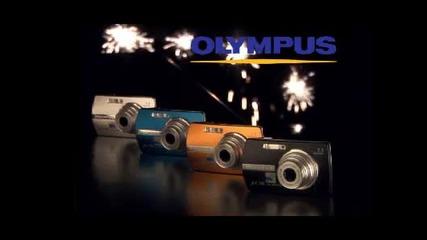 Реклама с ковчег на фотоапарати Olympus