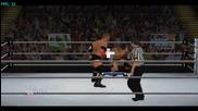 Wwe 2k15 (wii) | Randy Orton vs. Triple H | Епизод 1 |