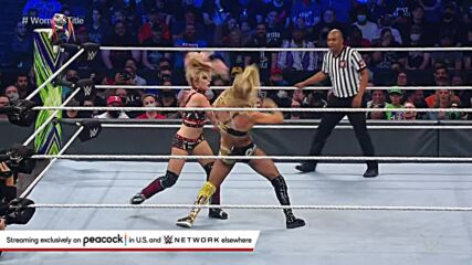 Charlotte Flair launches acrobatic assault on Alexa Bliss: WWE Extreme Rules 2021 (WWE Network Exclusive)