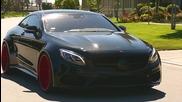 Мечока е без аналог: Forgiato Mercedes- Benz S Coupe
