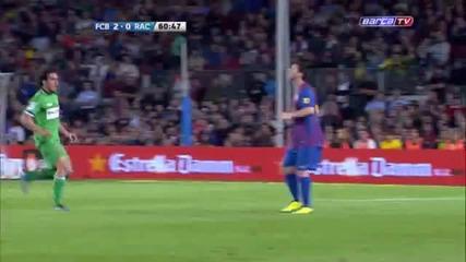 Поредния красив гол на Lionel Messi