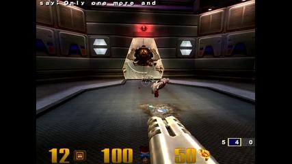 Quake 3 Arena - Да си говориш с ботовете! :d