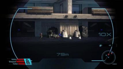 Mass Effect - Attract Trailer 2