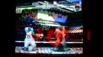 Steet Fighr 3rd Strike 2df Casuals Shouryuken vs J - rich23