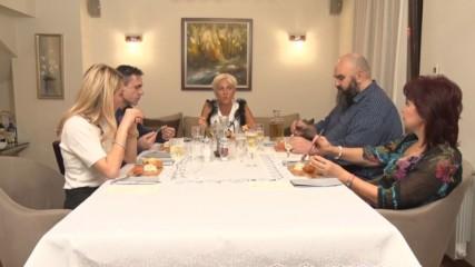 Нана Гладуиш посреща гости в ''Черешката на тортата'' (21.02.2020)