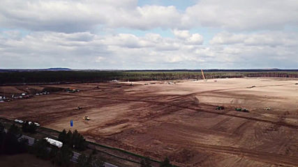 Germany: Tesla factory construction ploughs ahead despite coronavirus pandemic