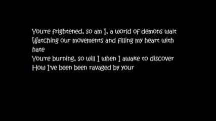 Disturbed - - Haunted *(караоке)*