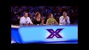 Човекът, който разплака журито и публиката - X Factor Bulgaria 2013