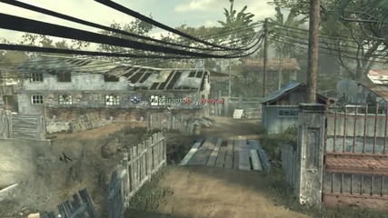 Mw3- Quad Granade Kill