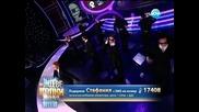 Стефания Колева като Annie Lennox - Като две капки вода - 26.05.2014 г.