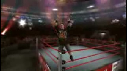 Svr 2009 John Cena Road To Wrestle Mania