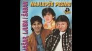Saban Saulic - 1990 Jasar- Ljuba i Saban najljepse pesme [mv]