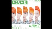 A-prince - 03. Kiss Scene(instrumental) - 1 Single Album - Kiss Scene 280314