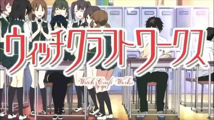Witchcraft Works Anime Trailer