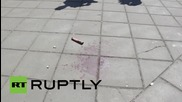 Ukraine: Radicals assault LGBT protesters and police at gay pride rally in Kiev
