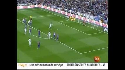 """""""Реал"""" (Мадрид) с разгромна победа 5:1 срещу """"Леванте"""""""