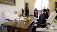 Pope Francis Tells Vladimir Putin to Find Peace in Ukraine