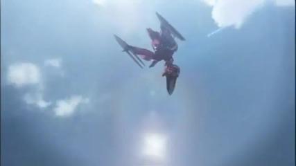 Infinite Stratos Trailer