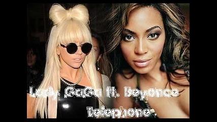 Lady Gaga ft. Beyonce - Telephone (music)