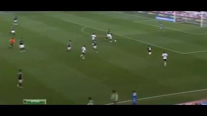 23.04.2011 Валенсия 2-6 Реал Мадрид гол на Хонас