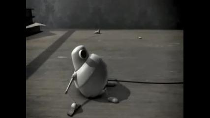 Робот без късмет