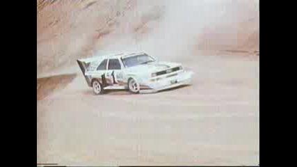 Audi Quattro - Walter Rohrl At Pikes Peak