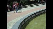 Ето как се къпем ние в Пловдив *супер Смях*