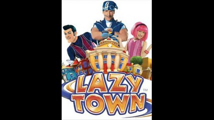 Lazy Town - Spooky