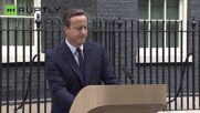 'Britain is Better Off Inside the EU Than Out On Our Own' - Cameron