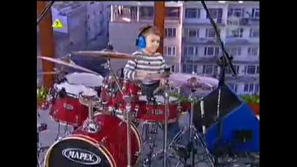 Igor Falecki 4 годишен