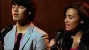 Miley Cyrus, Demi Lovato, Selena Gomez And Jonas Brothers - Send It On