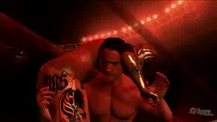 Smackdown Vs Raw 2010 - Cm Punk Vs Rey Mysterio