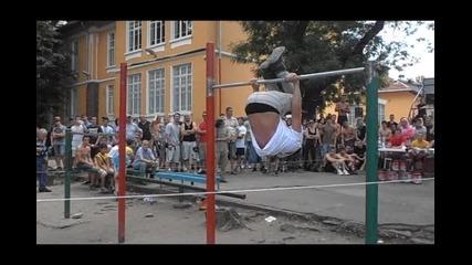 Street Fitnes турнир - 10.06.12