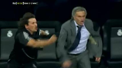 Моуриньо подивя след гола на Роналдо!