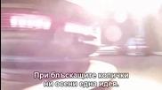 Top Gear - Тестове с Електрически коли Nissan Leaf и Peugeot ion