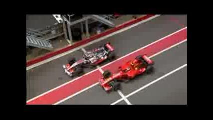 Кimi Raikkonen forever - Най - добрия състезател в история на F1!!!