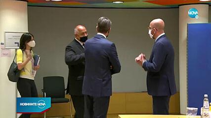 Отлагат Европейския съвет заради карантина на Шарл Мишел