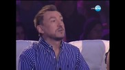 X Factor Bulgaria 29.11.2013 - Theodora Tsoncheva